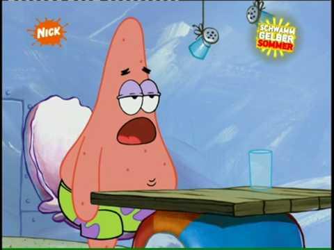 wie alt ist spongebob