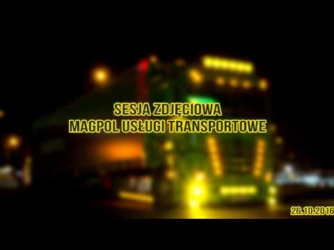 [Truck Spotting]#3 MAGPOL Usługi Transportowe.