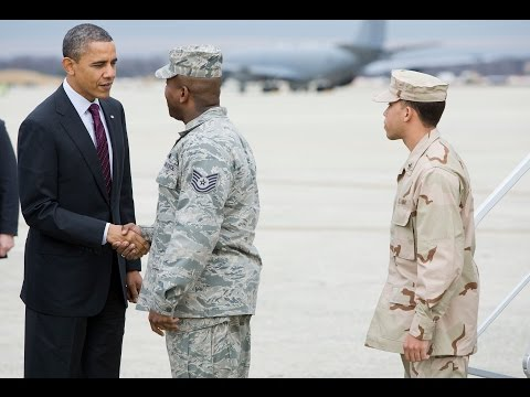 Top General: Obama is Open to Ground Troops in Iraq