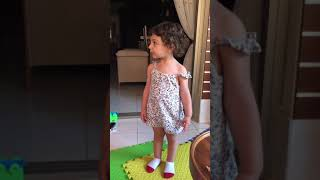 Yasha is singing old mcdonald had a farm - funny videos - baby videos