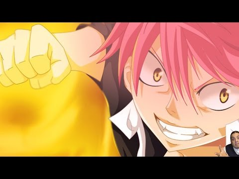 Fairy Tail 402 Manga Chapter フェアリーテイル Review -- Igneel Vs Acnologia & Natsu Vs Mard Geer