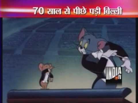 Tom and Jerry on completing 70 years
