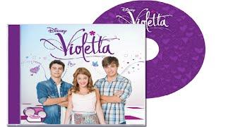 Violetta CD 1 - piosenki i teksty