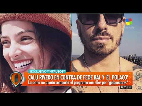Escándalo con Calu Rivero: