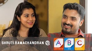 Shruthi Ramachandran | Hari P Nair  | Exclusive Interview | ABC | Artist's Big Chat