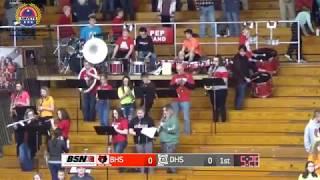 Boys Basketball Blackord vs. Daleville Varsity