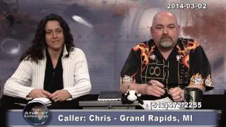 Matt Dillahunty - Caller propose to have creationism in science class - Atheist Experience