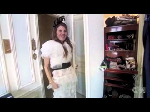 ANNA DELLO RUSSO interview at PARIS Fashion Week