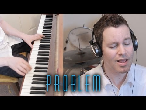 PROBLEM - Ariana Grande glee cover by Chris Commisso