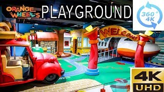 360 Video Indoor Playground Family Fun for Kids Play Playroom Pool Balls | The Childhood Life 5