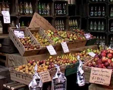 Borough Market: Food for Life