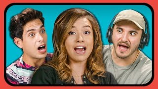 Download Lagu YouTubers React to Johny Johny Yes Papa Memes Gratis STAFABAND