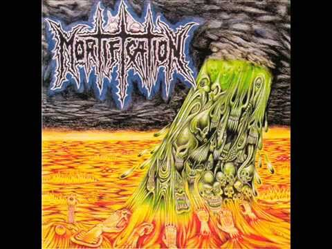 Mortification - The Destroyer Beholds