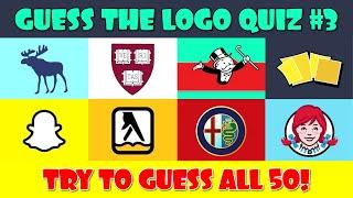 Guess the Company Logo  Logo Game  Logo Challenge  Logo Trivia Quiz