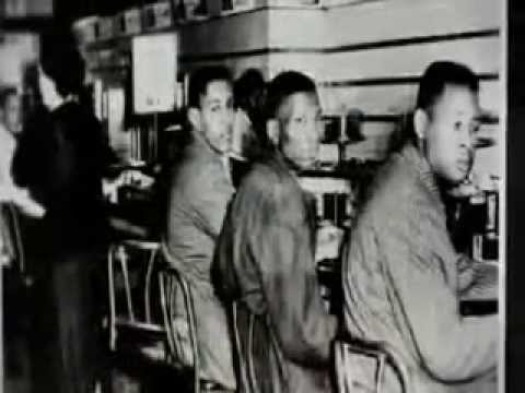 Greensboro Sit in Video The Greensboro Sit Ins
