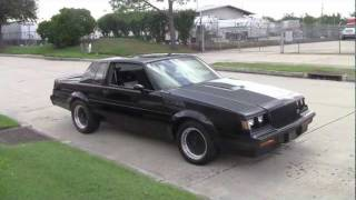 1987 Buick GNX 11psi vs BMW E92 335 15psi