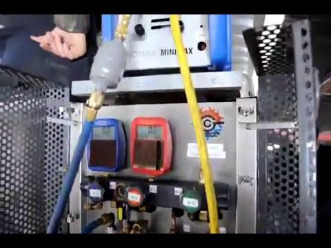 Limpieza de circuitos frigorificos 1
