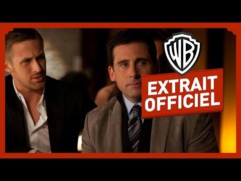 Crazy Stupid Love - Extrait 1 (VF) - Steve Carell / Ryan Gosling / Emma Stone