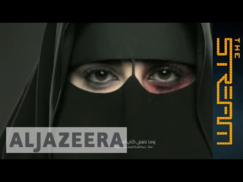 The Stream - Putting a face to domestic violence in Saudi Ar