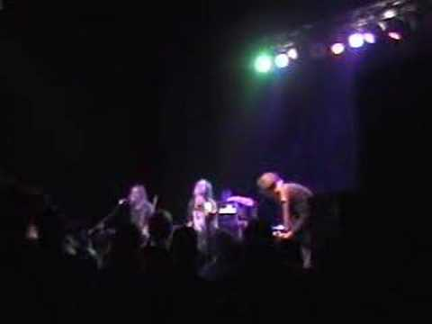 Blind Melon (10-18-07) Canopy Club - No Rain(Nel Hoon intro)