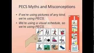 A Clear Picture: The Use and Benefits of PECS