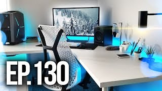 Room Tour Project 130 - BEST Gaming Setups!