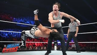 Dean Ambrose vs. Justin Gabriel: WWE Main Event, November 11, 2014