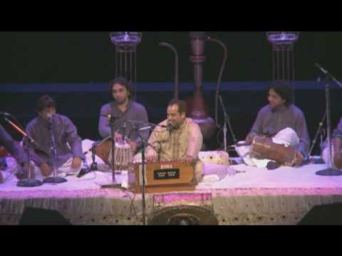 Rahat Fateh Ali Khan - O Re Piya - Live In Vancouver 2010 video