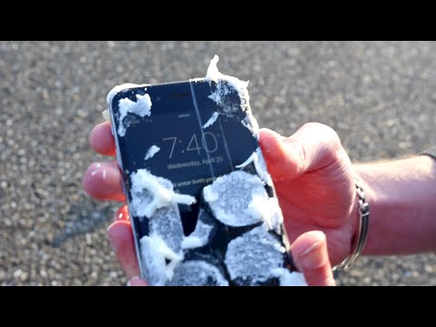 Can Marshmallows Protect iPhone From 1,000 Feet Drop Test?!