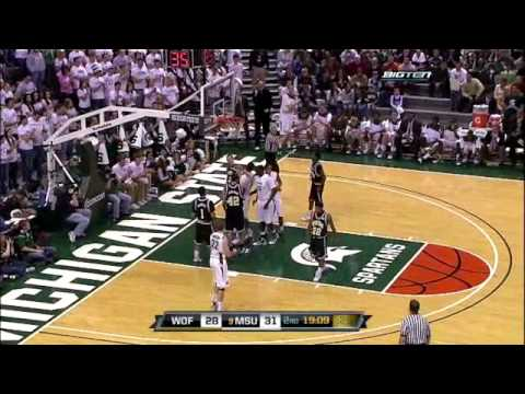 2009-2010 Michigan State Basketball Video