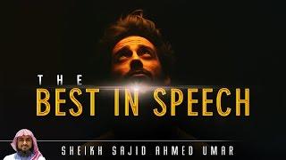 The Best In Speech ᴴᴰ ┇ Quran Recitation ┇ Sheikh Sajid Umar ┇ TDR Production ┇