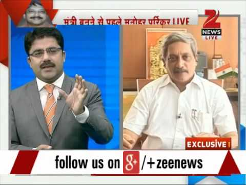 I am ready for the challenge, says Manohar Parrikar