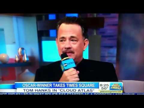 Tom Hanks F-bomb video