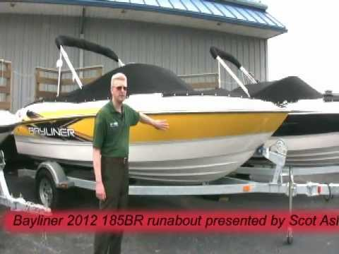 *SOLD* Bayliner Capri 185 BR 2012 runabout -- 30417-30343-30416-30415