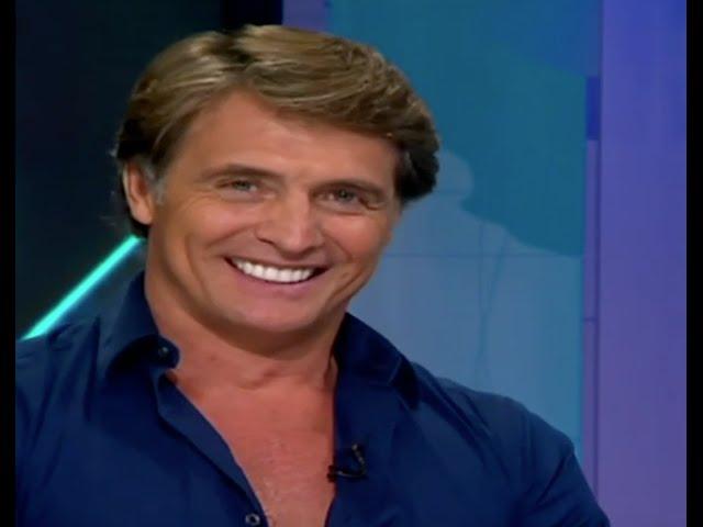 """Juan Soler: """"Me enamoro de lo que tengo no de lo que quiero"""""""