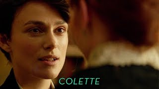 "COLETTE | ""Don't Look Away"" Official Clip"