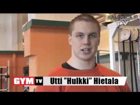Hulkin Talk & Training Show osa 18 - olkapäät