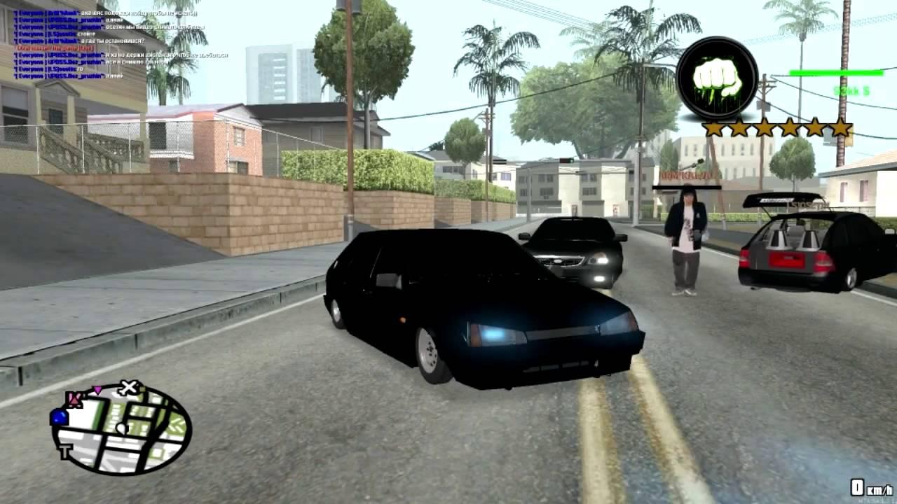 Скачать GTA San Andreas Drift Unlimited
