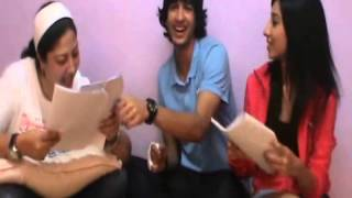 Palki M Shantanu and Vrushika fun 1