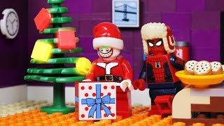 LEGO SECRET SANTA FAIL | LEGO SPIDER-MAN