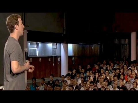 Watch full video: Facebook's Mark Zuckerberg's townhall in Delhi