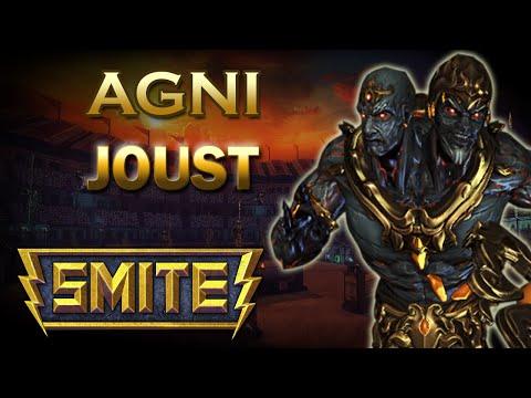SMITE! Agni, Swagni tiene Swag! Joust Ranked #33