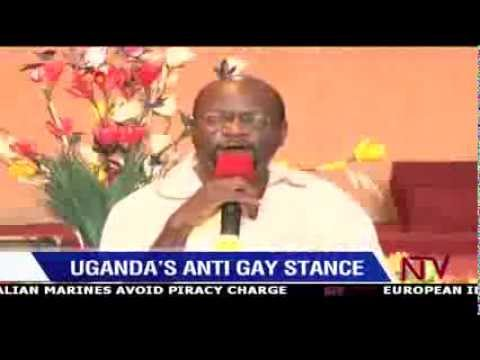 Uganda's Anti-gay Stance video