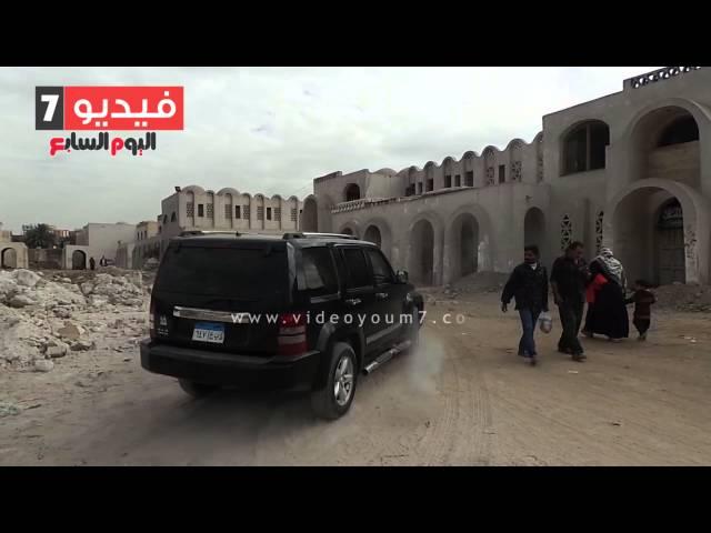 بالفيديو .. محافظ القاهرة يتفقد أعمال التطوير بالفواخير بسيارته