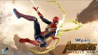 S.H Figuarts IRON SPIDER   Avengers INFINITY WAR