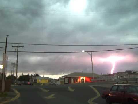 Dark Tornado Dark Clouds Tornado Warning