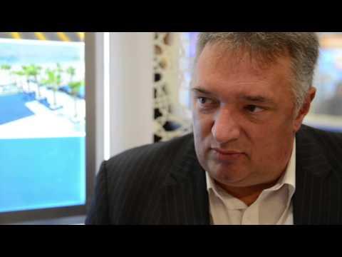 Sascha Bartz, vice president, hotels and resorts, Meydan Group