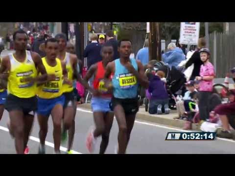 2014 Boston Marathon: Defending Champions Return