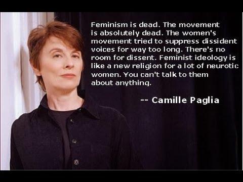 원로 페미니즘 비평가들의 현대 페미니즘 비판