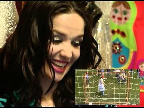 Наталья Орейро посмотрела клип омских фанаток (+клип)